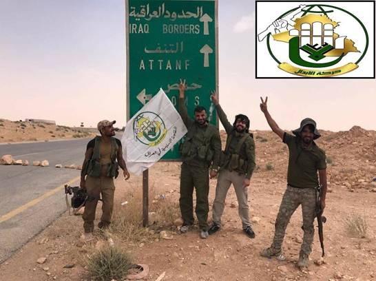 Lực lượng Chính phủ Syria chiếm lại 50 km biên giới với Jordan