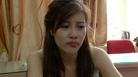 Vi bị CAQ Hoàng Mai bắt giữ khi đang lẩn trốn ở TP Hồ Chí Minh
