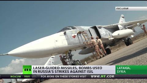 Không quân Nga đã hỗ trợ đắc lực cho SAA trên các chiến trường