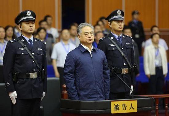 Ông Vũ Trường Thuận tại tòa. (Nguồn: sina.com.cn)