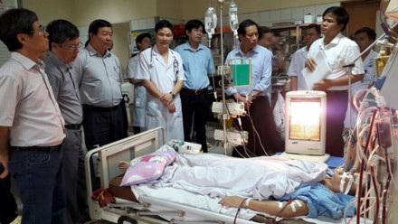 Vụ 7 người chết khi chạy thận: Công ty Thiên Sơn sửa máy lọc thận trước 1 ngày xảy ra sự cố - 1