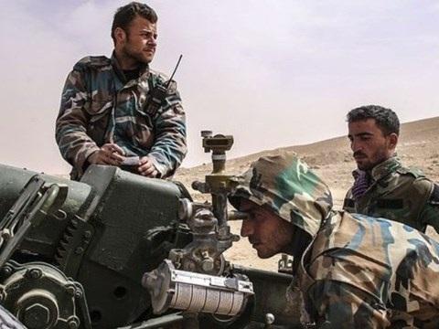 Damascus tiếp tục tăng cường lực lượng cho chiến trường Daraa