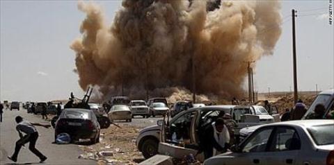 Lực lượng Quân đội Quốc gia Libya - thân Nga - tấn công miền nam Libya, mở rộng vùng kiểm soát, tạo ưu thế tuyệt đối trước đối thủ