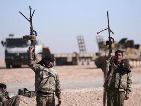 Phiến quân do Mỹ hậu thuẫn đã tiến sát đến nội thành Raqqa