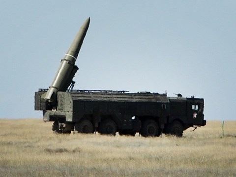 Tên lửa đạn đạo chiến thuật Iskander-M của Nga