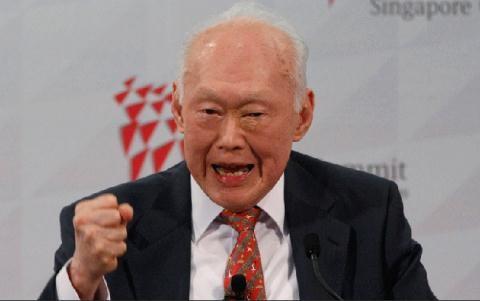 Cố Thủ tướng Lý Quang Diệu chấp nhận bị chỉ trích về hạn chế tự do - dân chủ, sẵn sàng làm mọi việc để cuộc sống của người dân Singapore được yên bình