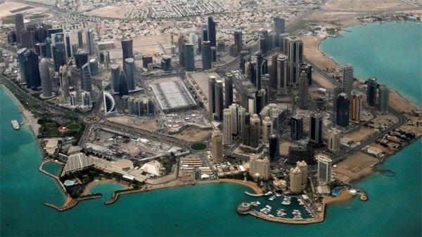 Doha bị cáo buộc ủng hộ các tổ chức cực đoan để gây bất ổn khu vực. (Ảnh: Sky News)