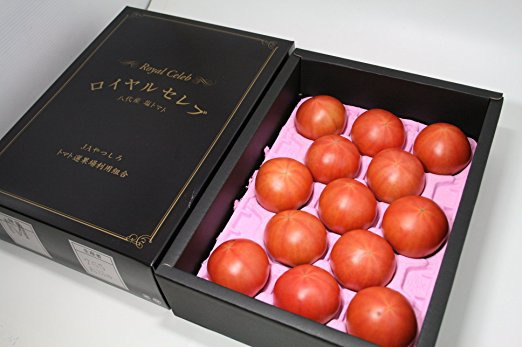 Cà chua muối Hoàng gia Nhật Bản đang được nhiều người dân Việt mua về ăn