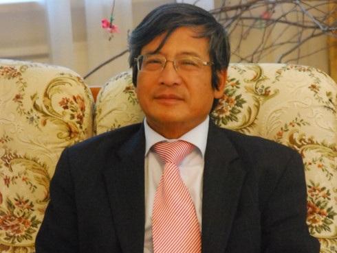 Ông Nguyễn Hoằng - Đại sứ Việt Nam tại Qatar (Ảnh KT)