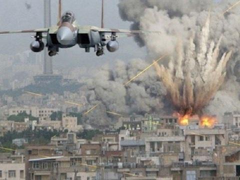 Mỹ tiếp tục tấn công lực lượng thân chính quyền Syria vì cảm thấy bị đe dọa