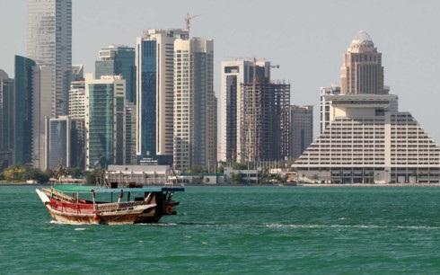 Đất nước Qatar. Ảnh: CNBC.