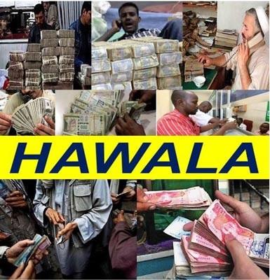 Hawala, hệ thống chuyển tiền mặt xuyên quốc gia mà IS hay dùng để tài trợ khủng bố ở các nước Đông Nam Á. Ảnh: MBN