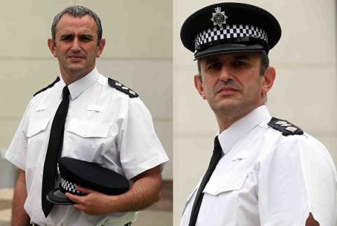 Chánh thanh tra Mark Anastasi bị đuổi khỏi sở cảnh sát ở Anh vì hành động tùy tiện