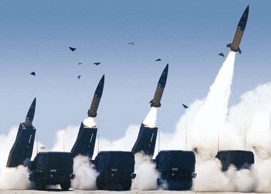 Hệ thống HIMARS của Mỹ. Ảnh: army-technology.com