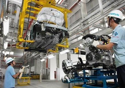Năm 2018, chi phí sản xuất ô tô trong nước cao hơn Thái Lan 10-20% (Ảnh minh hoạ)