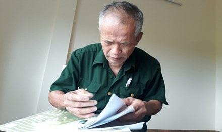 Ông Nguyễn Tiến Lãng.