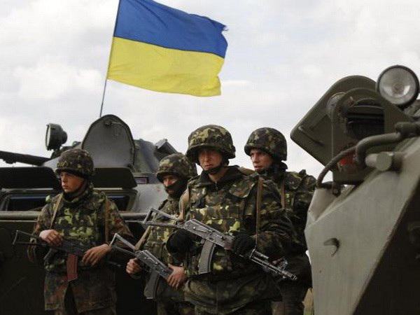 Lực lượng binh sỹ Ukraine. (Nguồn: Mod DB)
