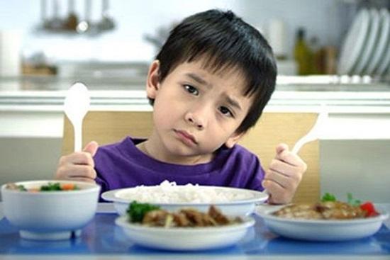 Thiếu chất này khiến con bạn lười ăn