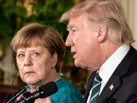 Thủ tướng Đức không còn dùng từ bạn bè khi nói về Mỹ