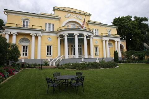 Spaso House, Đại sứ quán Mỹ từ năm 1933