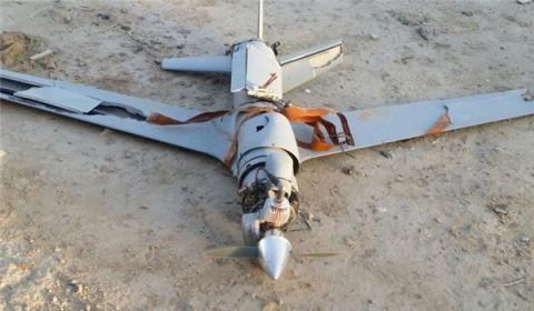Quân Syria đã bắn hạ 8 máy bay không người lái nhỏ mang theo bom của các nhóm khủng bố tại ngọn đồi chiến lược Jabourin
