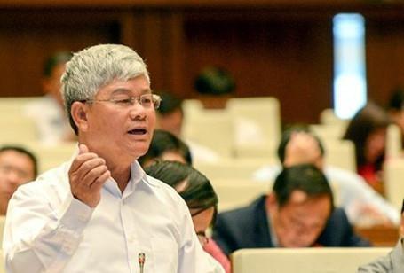 Nguyên ĐBQH khóa XIII Nguyễn Anh Sơn