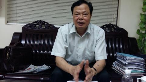 Ông Phạm Trọng Đạt - Cục trưởng Cục chống tham nhũng