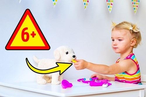 8 loại đồ chơi nguy hiểm nhất đối với trẻ nhỏ - 1