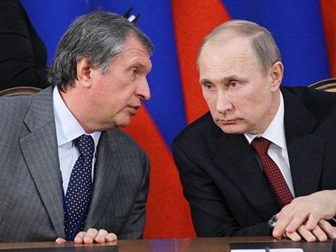 Ông Sechin là người thân cận với Tổng thống Putin