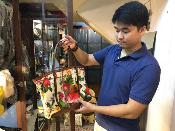 Dịch vụ spa đồ hiệu mới xuất hiện tại Việt Nam vài năm trở lại đây