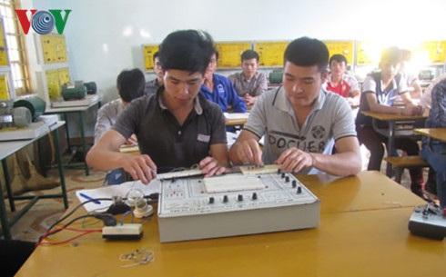 Nhiều trường nghề tại Thành phố Hồ Chí Minh không thu hút được thí sinh đăng ký (Ảnh minh hoạ).