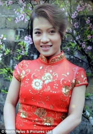 Quyen Ngoc Nguyen đã hoàn tất bằng MBA và đang làm việc trong lĩnh vực kinh doanh tại Anh. Ảnh: Daily Mail