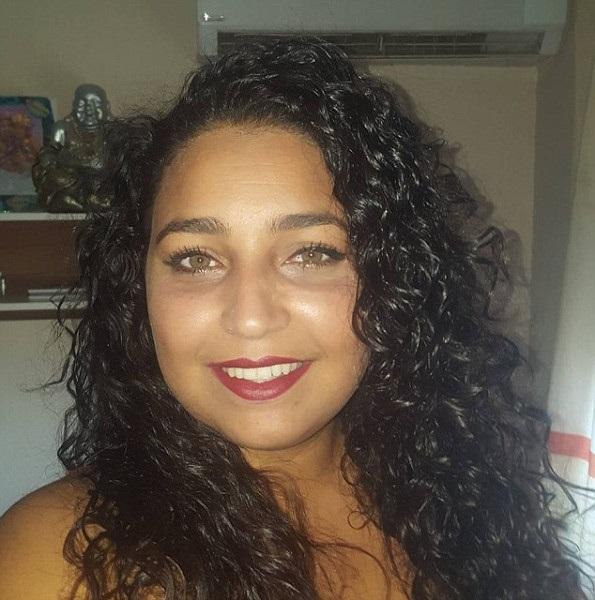 Chị Rocio đã gặp tai nạn thang máy kinh hoàng sau khi vừa đẻ mổ khiến chị tử vong tại chỗ.
