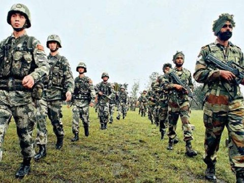 Trung Quốc và Ấn Độ đang mắc kẹt trong đối đầu căng thẳng ở Doklam