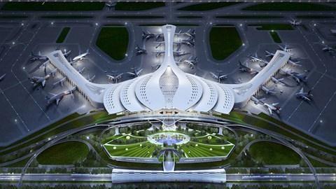 Đại gia Vũ Văn Tiền muốn bắt tay cùng với một số doanh nghiệp Trung Quốc xây sân bay Long Thành