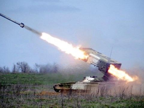 Nga thử nghiệm nhiều loại vũ khí mới trên các chiến trưởng ở Syria