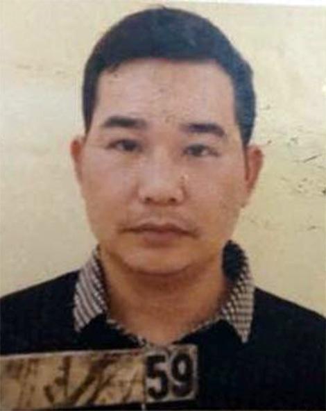 Bị can Bùi Văn Tiến.