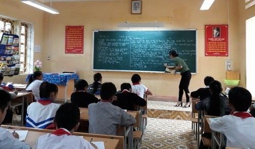 Cô Phạm Thị Hương Thảo luôn sáng tạo, đổi mới phương pháp dạy học.