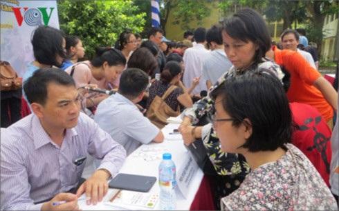 Học sinh muốn đi du học nước ngoài cần tìm hiểu kỹ chương trình đào tạo, trường học đã được cơ quan, tổ chức uy tín kiểm định chất lượng hay chưa (ảnh minh họa)