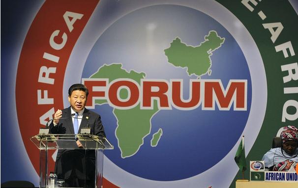 Chủ tịch Trung Quốc Tập Cận Bình tại một hội nghị thượng đỉnh Trung Quốc-châu Phi cuối tháng 9. Ảnh: SCMP