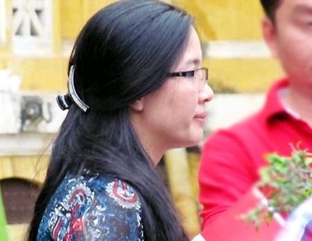 Nữ đại gia xinh đẹp Thiên Lý.
