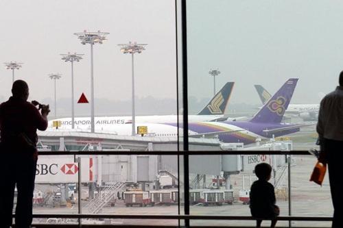 Người dân ASEAN sẽ có thêm nhiều lựa chọn bay hơn trong khu vực Ảnh: STRAITS TIMES