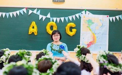 Cô giáo tiên phong đưa Tiếng Anh vào bài học Địa lý - 1