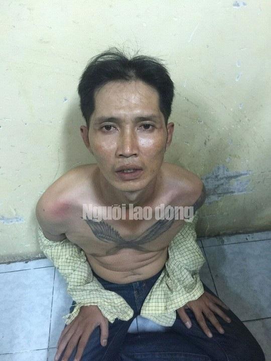Việt kiều cướp tài sản lấy tiền phê thuốc - 1