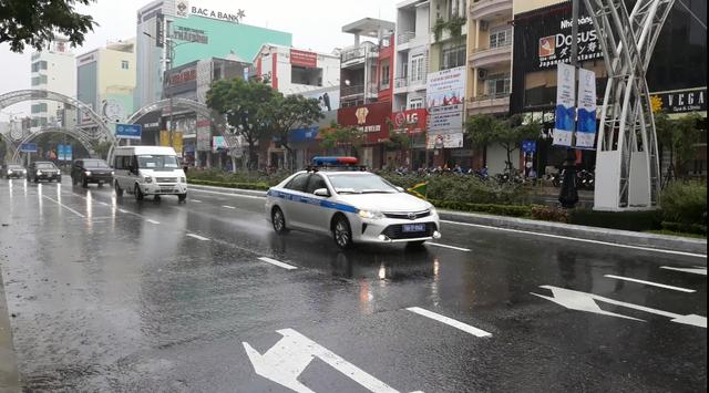Đoàn xe hộ tống Tổng thống Trump tại Đà Nẵng gồm những gì? - 1