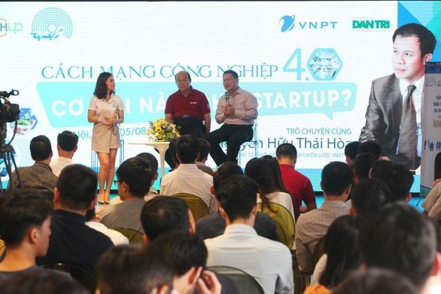 Nằm trong chuỗi các chương trình giao lưu, tọa đàm của Giải thưởng Nhân tài Đất Việt 2017 diễn ra chiều nay 5/8 tại Hà Nội.