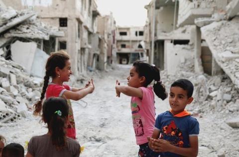 Tái thiết Syria cần nguồn lực khổng lồ và Trung Quốc có đủ khả năng đáp ứng