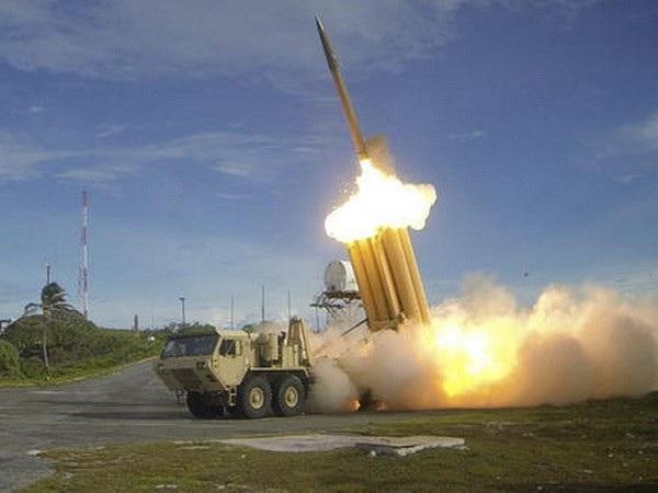 Hệ thống THAAD của Mỹ. (Nguồn: Reuters)
