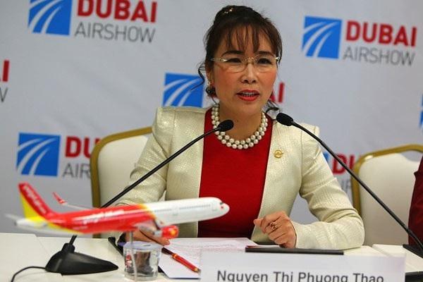Thêm 300 triệu USD, tỷ phú Nguyễn Thị Phương Thảo bỏ xa bà Hillary Clinton - 1