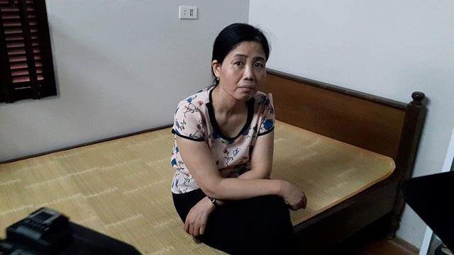 Y sĩ Hiền bị khởi tố bắt tạm giam về hành vi Vi phạm quy định khám bệnh, chữa bệnh khiến hơn 100 bệnh nhi bị sùi mào gà.